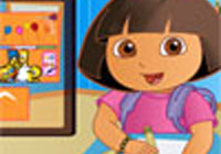 Dora Fun Slacking Game