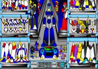 Megaman Armor